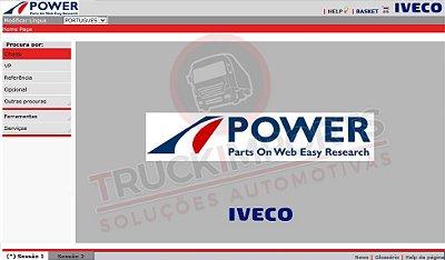 Iveco Power Catálogo de Peças