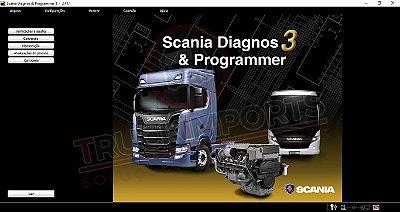 Scania SDP3 2.41 Original 2019