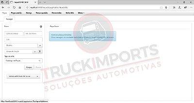 Volvo Impact Catálogo de Peças