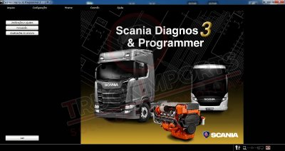 Scania SDP3 Industrial 2.41 Original 2019