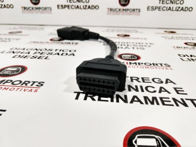 Cabo Adaptador Obd2 Vw Constellation