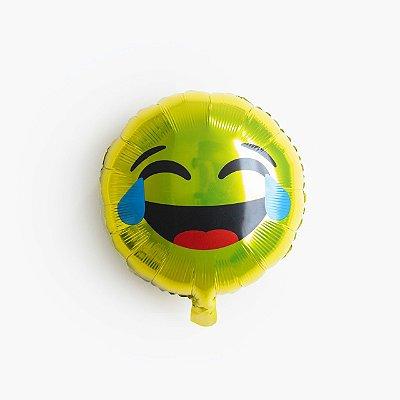 Balão Metalizado Gargalhada