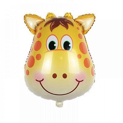 Balão Metalizado Girafa