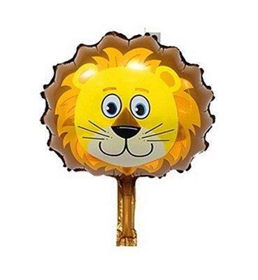Balão Metalizado Leão