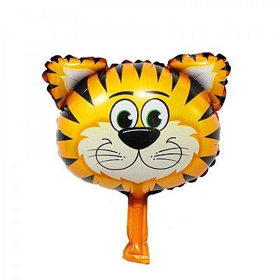 Balão Metalizado Tigre