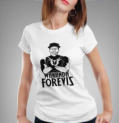 Camiseta - Wakanda Forevis