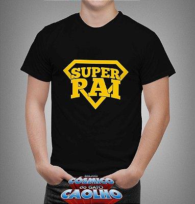 Camiseta - Super Pai