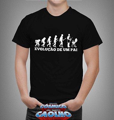 Camiseta - Evolução Pai