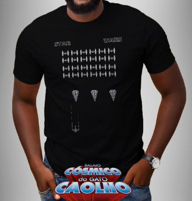 Camiseta - Star Invaders