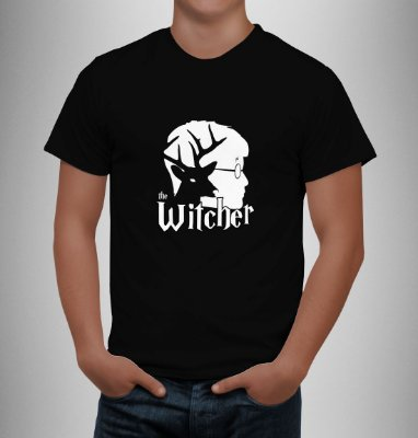 Camiseta - You are a witcher harry!