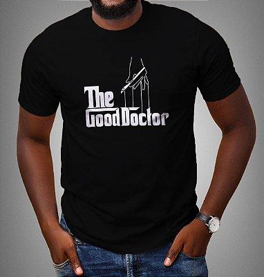 Camiseta - O poderoso doutor