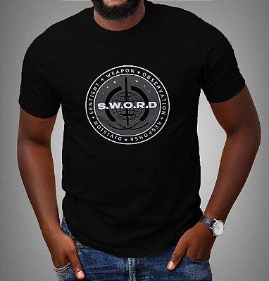 Camiseta - S.W.O.R.D