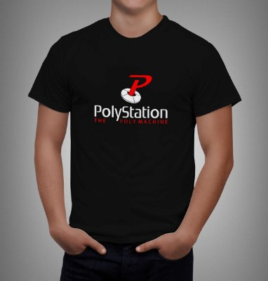 Camiseta - Polystation