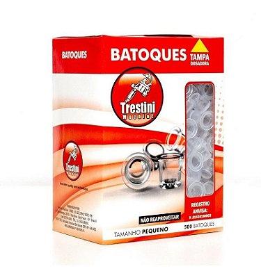 Batoque Pequeno Trestini - 500un