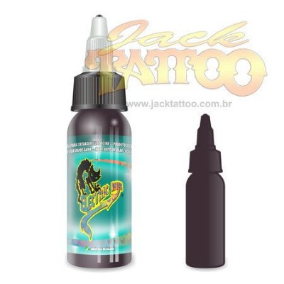 Tinta para Tatuagem - Ref 56 - Electric Ink 30ml - Amora