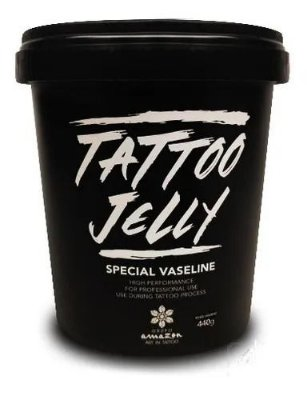 Tatto - Jelly - Special - Vaseline - Amazon - Vaselina 440g