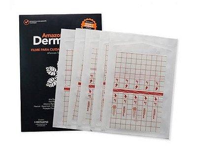 DermCare - Amazon - Profissional 5 Envelopes 15x10cm
