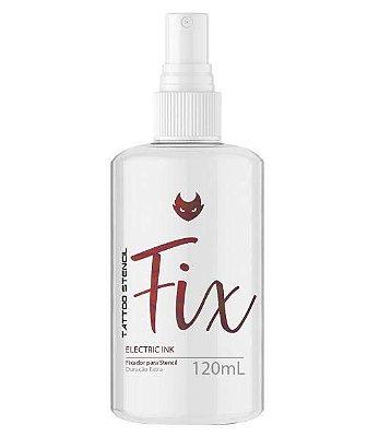 Fix - Tattoo Stencil - Electric Ink 120ml