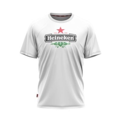 Camiseta Estilo Country Heineken