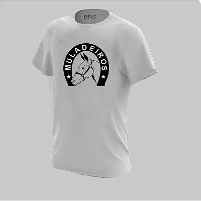 Camiseta Country Cowgirl Cowboy Muladeiros Estilo BRS