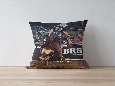 Capa de Almofada Country Rodeo Estilo BRS