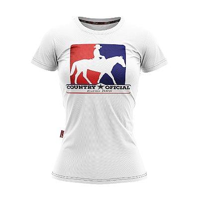 Baby Look Moda Country Cowgirl Oficilal Estilo BRS