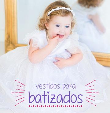 Vestidos para Batizado