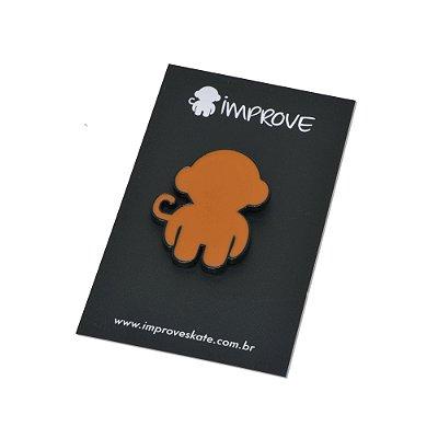 Pin Improve Monkey Logo