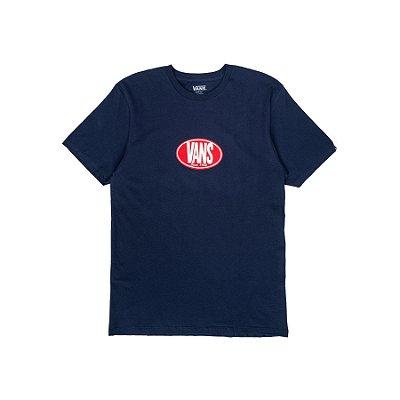 Camiseta Vans Retro Oval SS