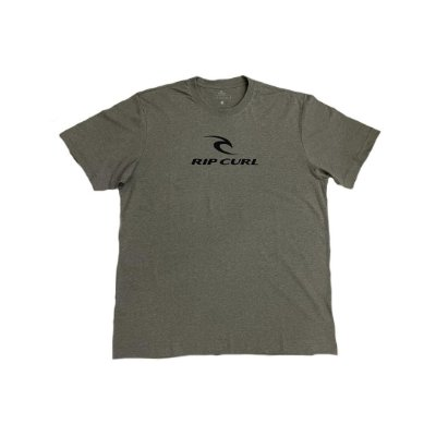 Camiseta Rip Curl Icon Tee Dusty Olive