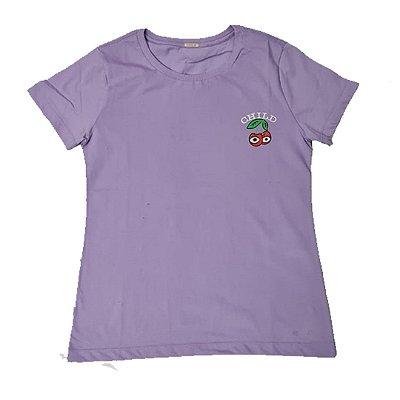 Camiseta Child Feminina Cherry