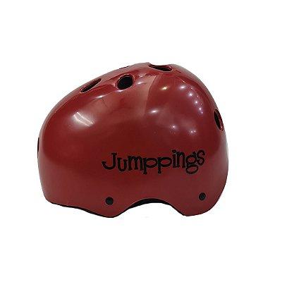 Capacete Jumppings Vermelho