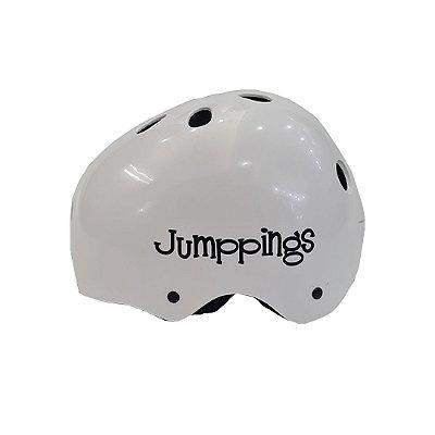 Capacete Jumppings Branco
