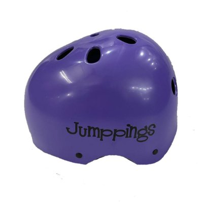 Capacete Jumppings Roxo