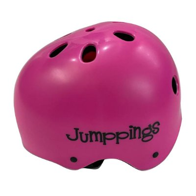 Capacete Jumppings Rosa