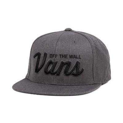 Boné Vans Wilmington New Charcoal Heather