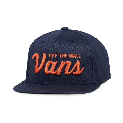 Boné Vans Wilmington Dress Blues