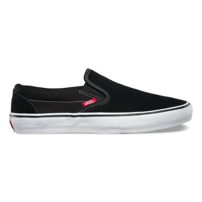 Tênis Vans Slip On Pro Black