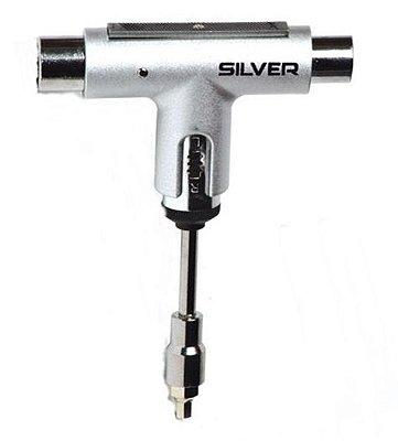 Chave Silver Tool Prata