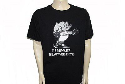 Camiseta Diamond Heavyweight Mascot Preta