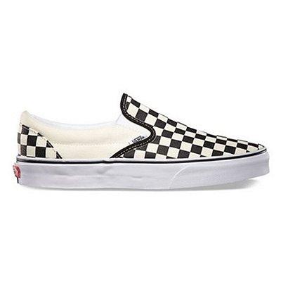 Tênis Vans Slip On Checkerboard (Kids)