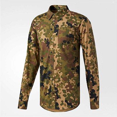 Camisa Adidas Flex Camo