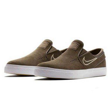 Tênis Nike Zoom Stefan Janoski Slip (Fossil)