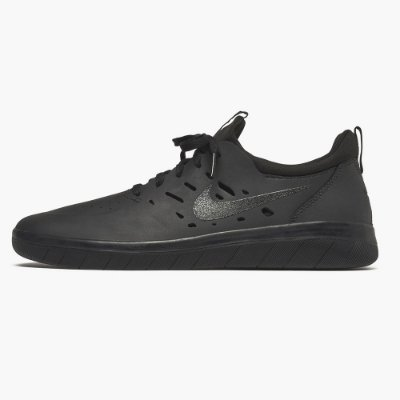 Tênis Nike SB Nyjah Free All Black