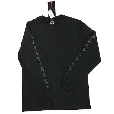 Camiseta Independent x Thrasher Pentagran Cross Manga Longa e3ab1710d40ed