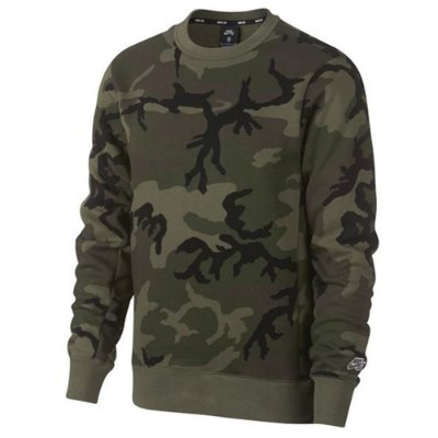 Moletom Nike SB Icon Fleece Camo