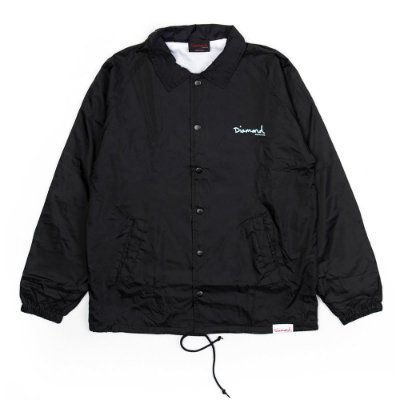 Jaqueta Coach Diamond Og Script (windbreak)