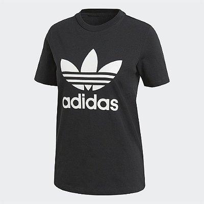 Camiseta Adidas Trefoil Tee (Fem.)