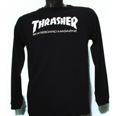 Camiseta ML Thrasher Logo