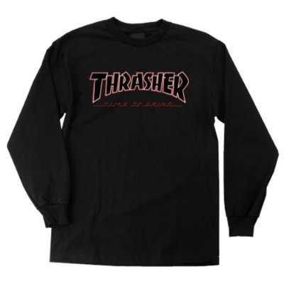 Camiseta ML Thrasher / Independent